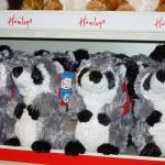 Mapachito en Hamleys