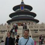 Sprocket en el Temple of Heaven