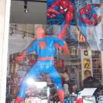 Culito de Spiderman