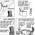 XKCD - Ultimate Game